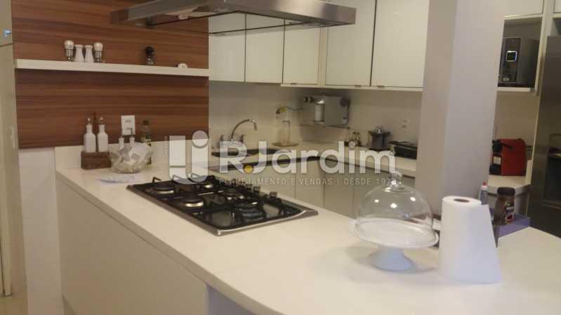 Cozinha - Apartamento À VENDA, Ipanema, Rio de Janeiro, RJ - LAAP31701 - 23