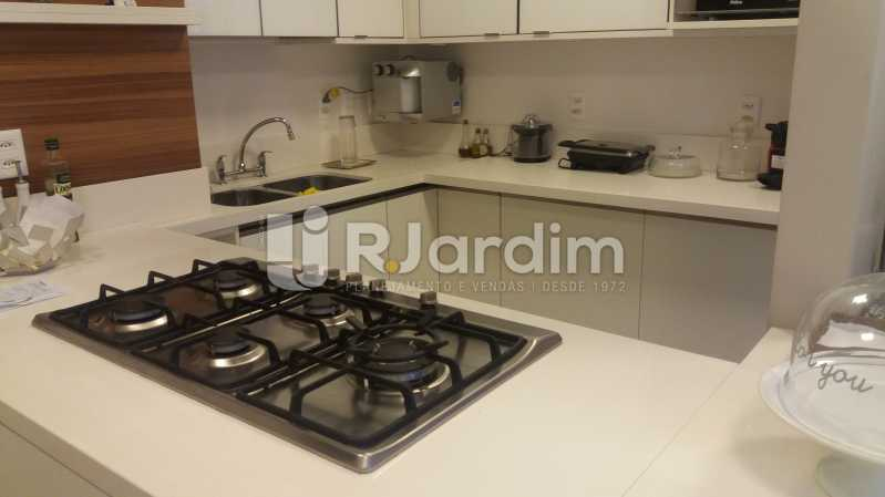 Cozinha - Apartamento À VENDA, Ipanema, Rio de Janeiro, RJ - LAAP31701 - 24
