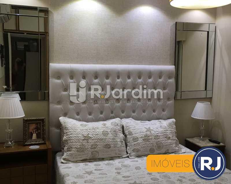 01 quarto suite - Compra Venda Avaliação Imóveis Apartamento Laranjeiras 3 Quartos - LAAP31705 - 1