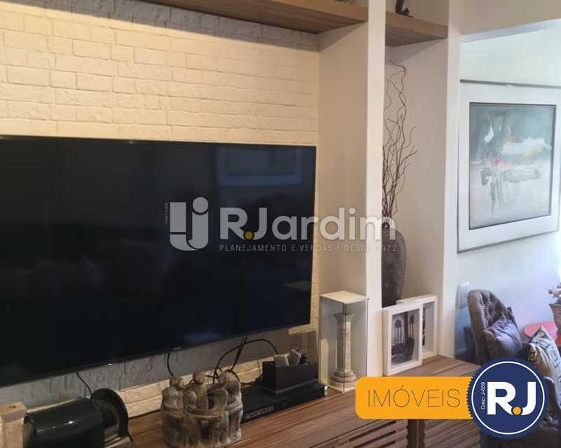 02 sala - Compra Venda Avaliação Imóveis Apartamento Laranjeiras 3 Quartos - LAAP31705 - 3