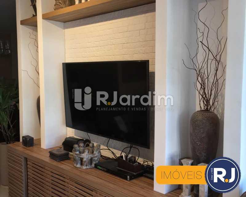 03 sala - Compra Venda Avaliação Imóveis Apartamento Laranjeiras 3 Quartos - LAAP31705 - 4