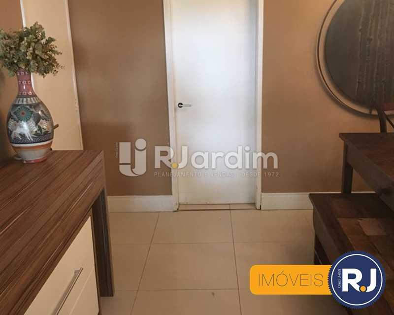06 sala jantar - Compra Venda Avaliação Imóveis Apartamento Laranjeiras 3 Quartos - LAAP31705 - 7