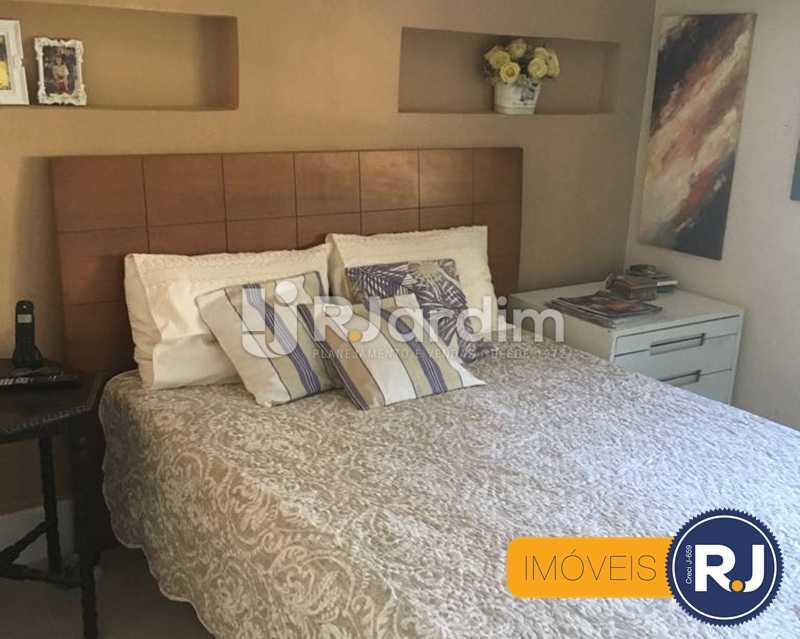 07 quarto - Compra Venda Avaliação Imóveis Apartamento Laranjeiras 3 Quartos - LAAP31705 - 8