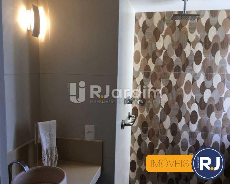 10 banheiro - Compra Venda Avaliação Imóveis Apartamento Laranjeiras 3 Quartos - LAAP31705 - 11