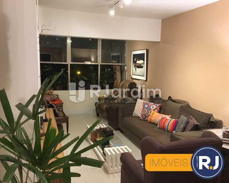 12 sala - Compra Venda Avaliação Imóveis Apartamento Laranjeiras 3 Quartos - LAAP31705 - 13