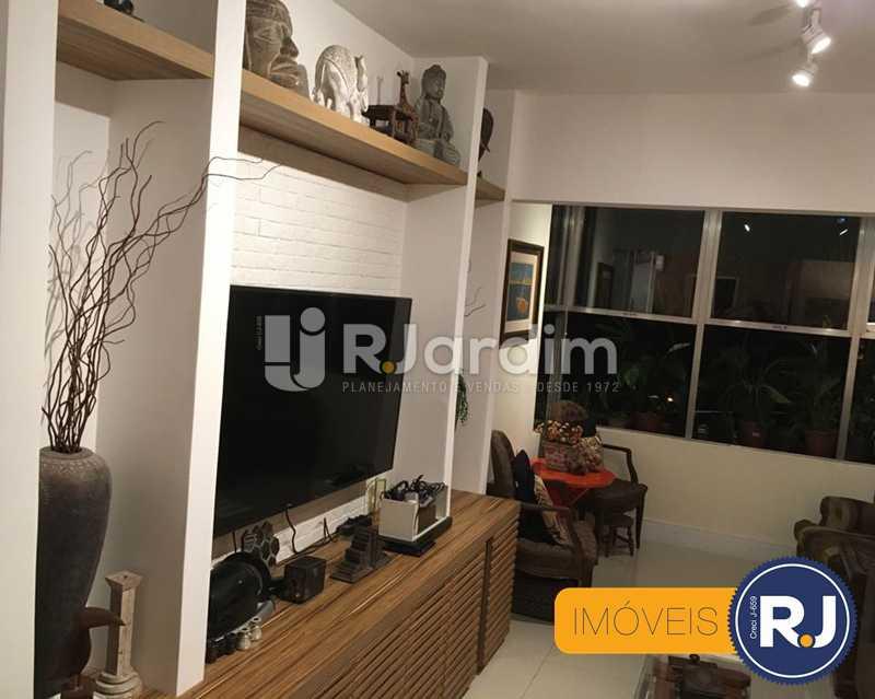 13 sala - Compra Venda Avaliação Imóveis Apartamento Laranjeiras 3 Quartos - LAAP31705 - 14