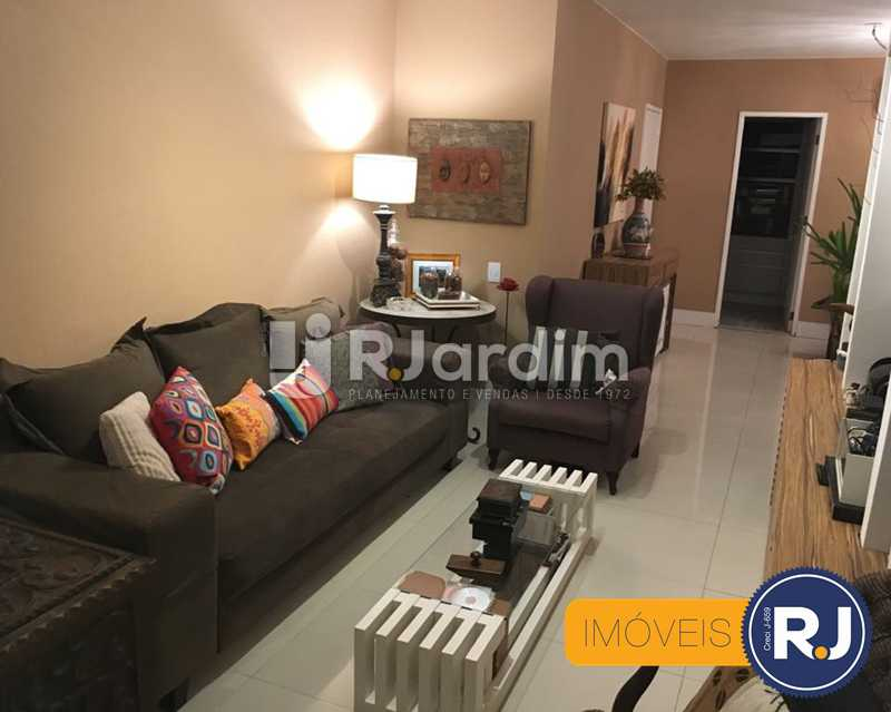 14 sala - Compra Venda Avaliação Imóveis Apartamento Laranjeiras 3 Quartos - LAAP31705 - 15