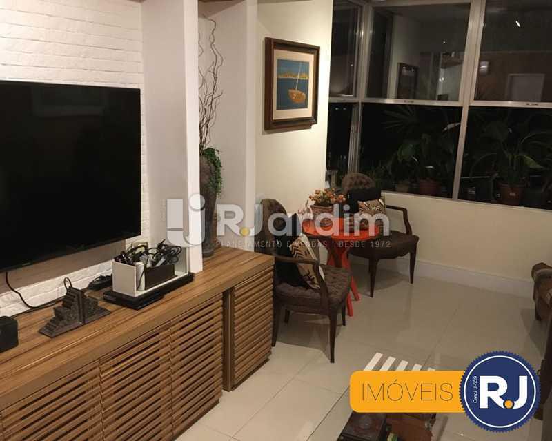 15 sala - Compra Venda Avaliação Imóveis Apartamento Laranjeiras 3 Quartos - LAAP31705 - 16