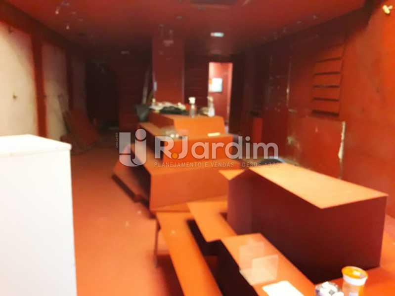Loja - Imóveis Aluguel Administração Loja Comercial Leblon - LALJ00104 - 1