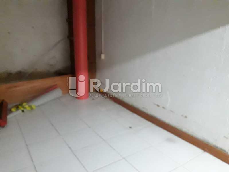 Loja - Imóveis Aluguel Administração Loja Comercial Leblon - LALJ00104 - 9
