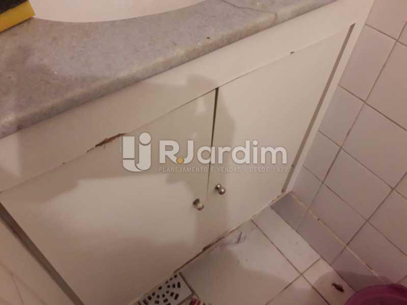 Continuação do banheiro - Imóveis Aluguel Administração Loja Comercial Leblon - LALJ00104 - 18