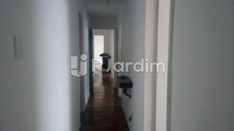 Circulação - Apartamento À VENDA, Alto Leblon, Leblon, Rio de Janeiro, RJ - LAAP40664 - 21