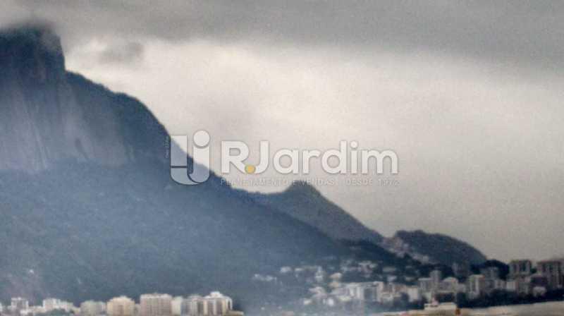 Cristo Lagoa - Apartamento À VENDA, Alto Leblon, Leblon, Rio de Janeiro, RJ - LAAP40664 - 6