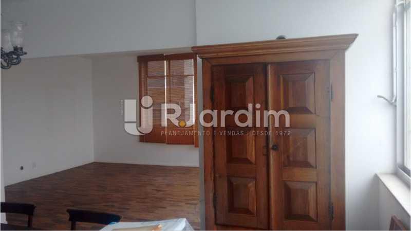Sala de Jantar - Apartamento À VENDA, Alto Leblon, Leblon, Rio de Janeiro, RJ - LAAP40664 - 9
