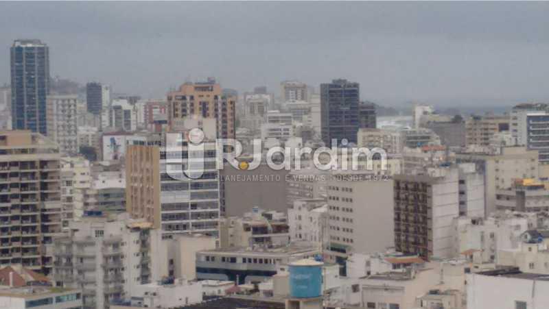 Vista Arpoador - Apartamento À VENDA, Alto Leblon, Leblon, Rio de Janeiro, RJ - LAAP40664 - 15