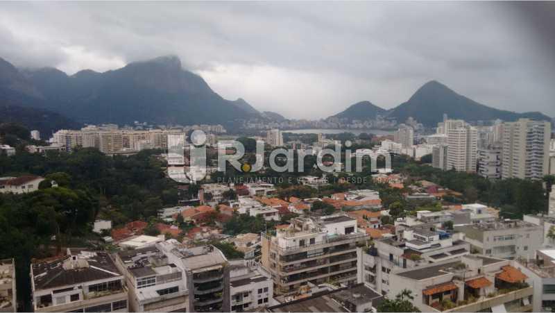 Vista Cristo - Apartamento À VENDA, Alto Leblon, Leblon, Rio de Janeiro, RJ - LAAP40664 - 5
