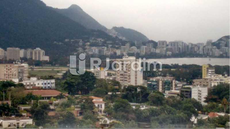 Vista Joquei Clube - Apartamento À VENDA, Alto Leblon, Leblon, Rio de Janeiro, RJ - LAAP40664 - 1