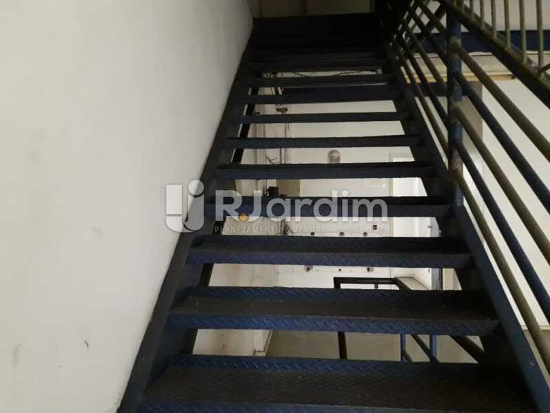 Escada - Imóveis Aluguel Prédio Comercial Leblon - LAPR00033 - 11