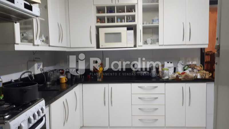 Cozinha  - Apartamento Copacabana 3 Quartos Compra Venda Avaliação Imóveis - LAAP31721 - 16