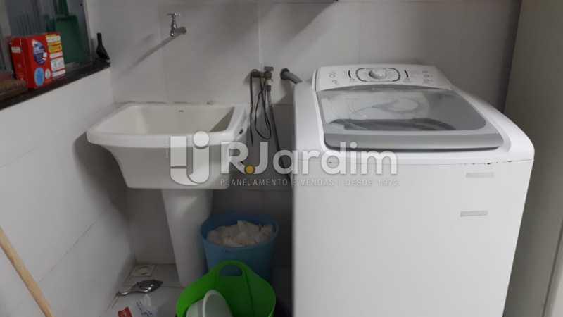Àrea  - Apartamento Copacabana 3 Quartos Compra Venda Avaliação Imóveis - LAAP31721 - 18