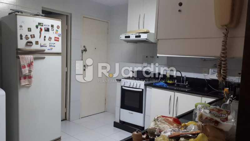 Cozinha  - Apartamento Copacabana 3 Quartos Compra Venda Avaliação Imóveis - LAAP31721 - 17
