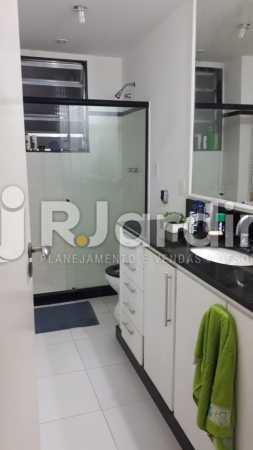 Banheiro social  - Apartamento Copacabana 3 Quartos Compra Venda Avaliação Imóveis - LAAP31721 - 9