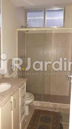 Banheiro suíte  - Apartamento Copacabana 3 Quartos Compra Venda Avaliação Imóveis - LAAP31721 - 12