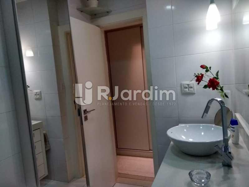 banheiro - Apartamento à venda Rua Nascimento Silva,Ipanema, Zona Sul,Rio de Janeiro - R$ 1.550.000 - LAAP31730 - 21