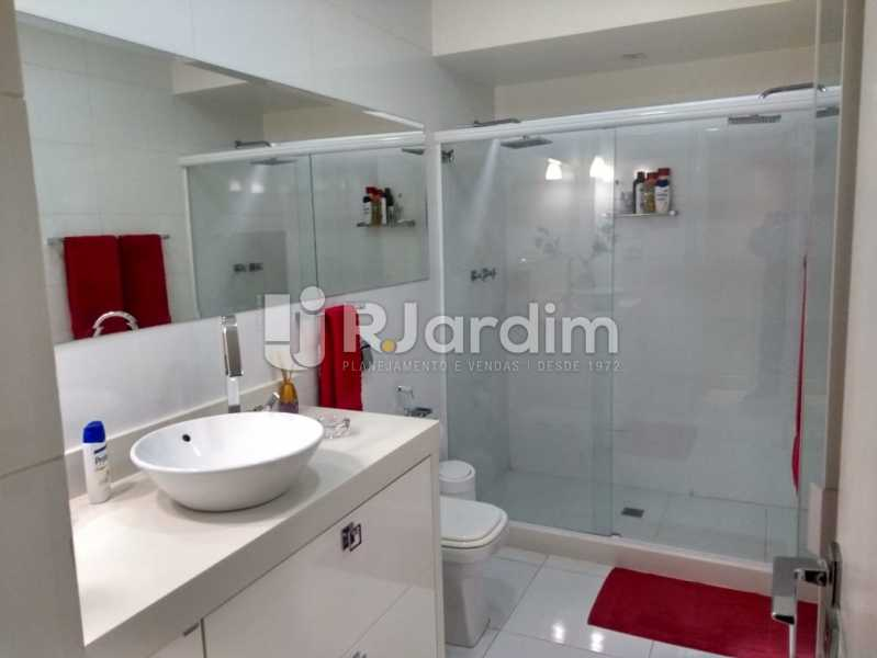 banheiro social  - Apartamento à venda Rua Nascimento Silva,Ipanema, Zona Sul,Rio de Janeiro - R$ 1.550.000 - LAAP31730 - 20