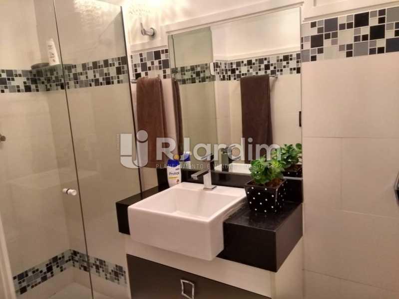 banheiro suite  - Apartamento à venda Rua Nascimento Silva,Ipanema, Zona Sul,Rio de Janeiro - R$ 1.550.000 - LAAP31730 - 23