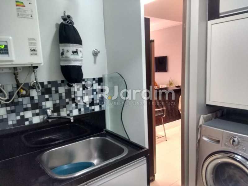 cozinha  - Apartamento à venda Rua Nascimento Silva,Ipanema, Zona Sul,Rio de Janeiro - R$ 1.550.000 - LAAP31730 - 17
