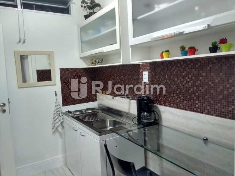 cozinha  - Apartamento à venda Rua Nascimento Silva,Ipanema, Zona Sul,Rio de Janeiro - R$ 1.550.000 - LAAP31730 - 18