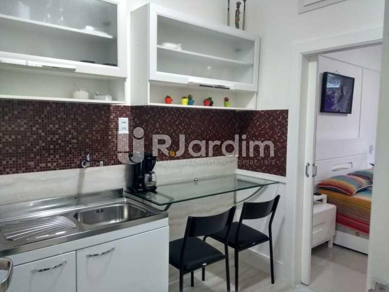 cozinha  - Apartamento à venda Rua Nascimento Silva,Ipanema, Zona Sul,Rio de Janeiro - R$ 1.550.000 - LAAP31730 - 15