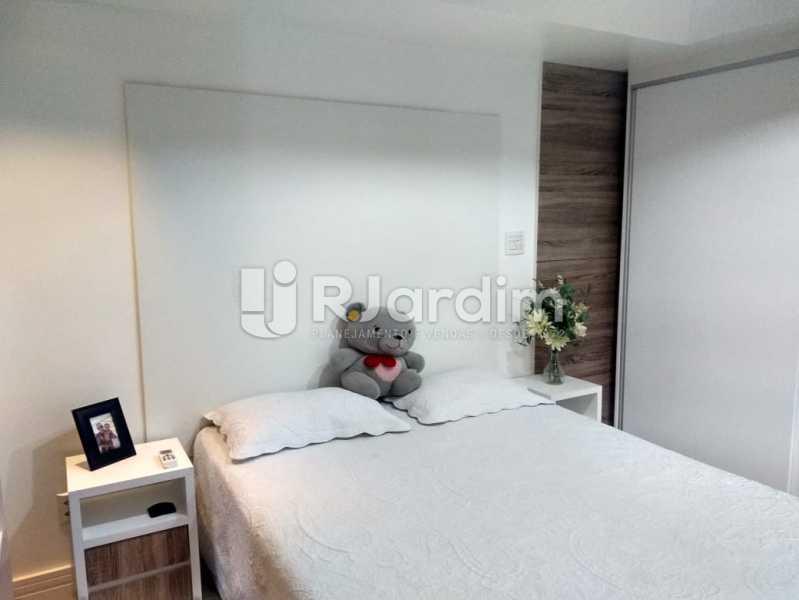 quarto  - Apartamento à venda Rua Nascimento Silva,Ipanema, Zona Sul,Rio de Janeiro - R$ 1.550.000 - LAAP31730 - 11