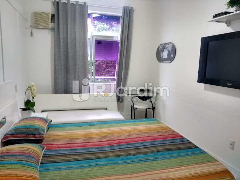 quarto suite  - Apartamento à venda Rua Nascimento Silva,Ipanema, Zona Sul,Rio de Janeiro - R$ 1.550.000 - LAAP31730 - 13