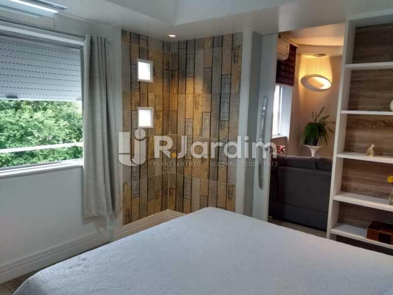 quarto suite - Apartamento à venda Rua Nascimento Silva,Ipanema, Zona Sul,Rio de Janeiro - R$ 1.550.000 - LAAP31730 - 9