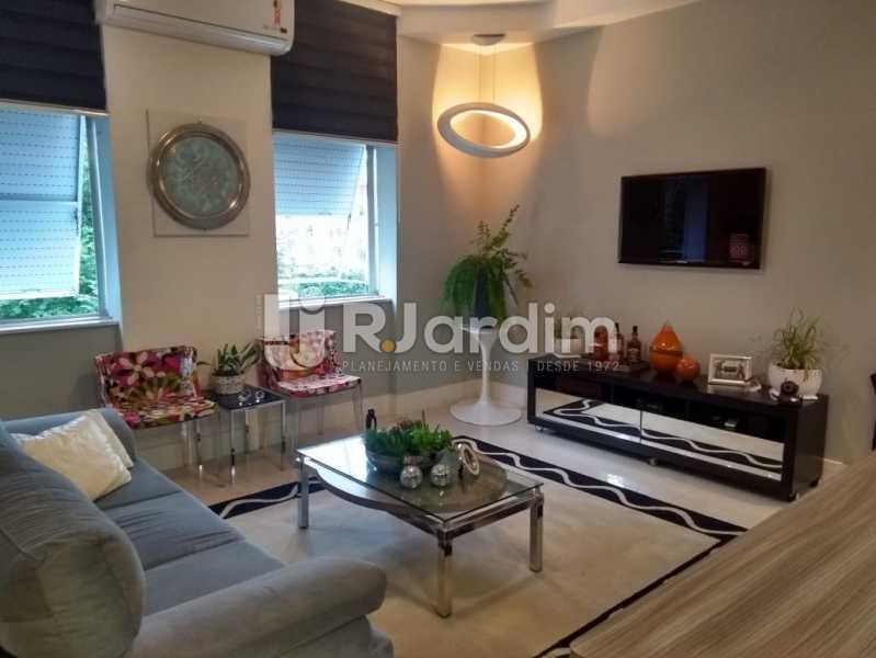 sala estar - Apartamento à venda Rua Nascimento Silva,Ipanema, Zona Sul,Rio de Janeiro - R$ 1.550.000 - LAAP31730 - 4