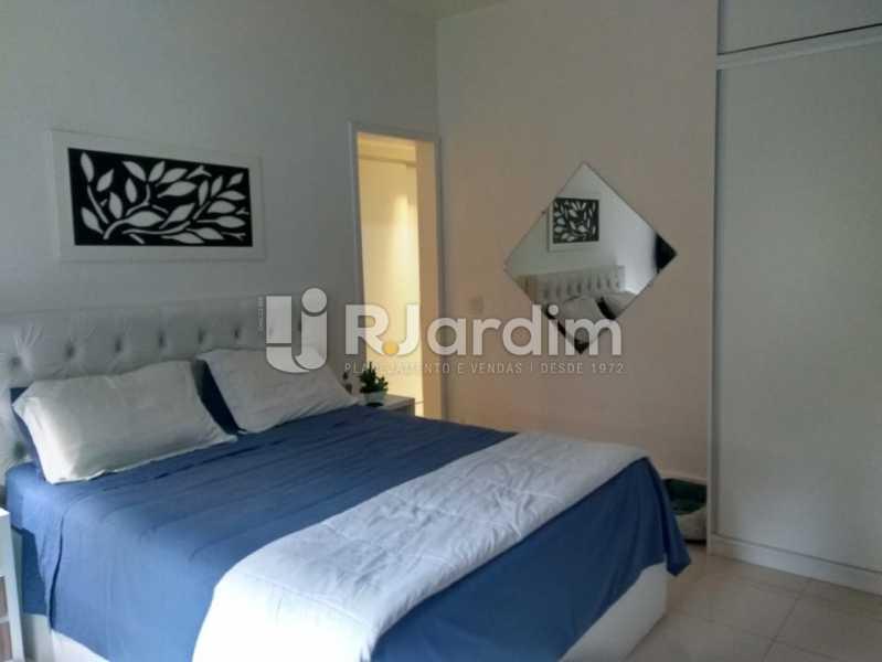quarto suite comp - Apartamento à venda Rua Nascimento Silva,Ipanema, Zona Sul,Rio de Janeiro - R$ 1.550.000 - LAAP31730 - 8