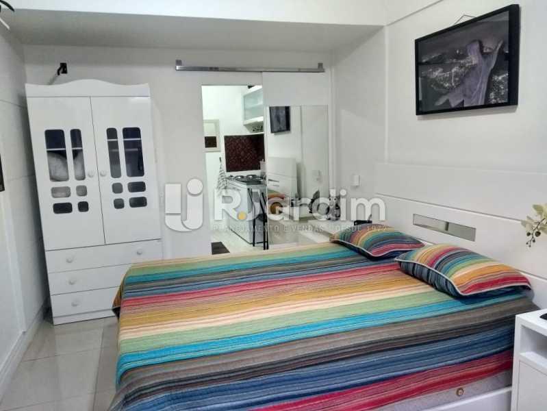 quarto  - Apartamento à venda Rua Nascimento Silva,Ipanema, Zona Sul,Rio de Janeiro - R$ 1.550.000 - LAAP31730 - 12