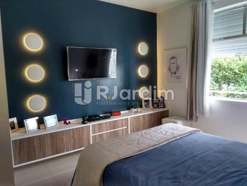 quarto suite  - Apartamento à venda Rua Nascimento Silva,Ipanema, Zona Sul,Rio de Janeiro - R$ 1.550.000 - LAAP31730 - 6