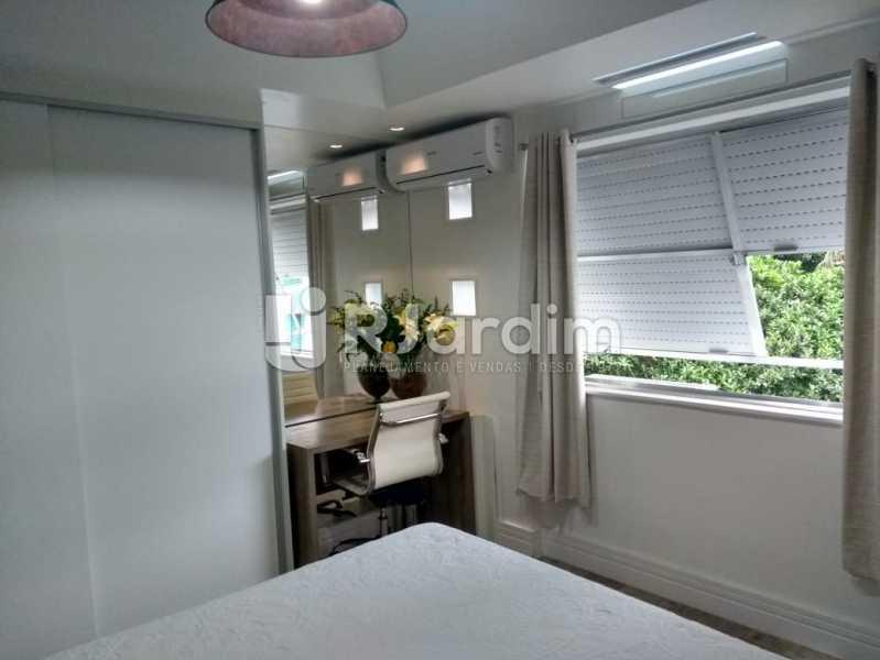 quarto - Apartamento à venda Rua Nascimento Silva,Ipanema, Zona Sul,Rio de Janeiro - R$ 1.550.000 - LAAP31730 - 10