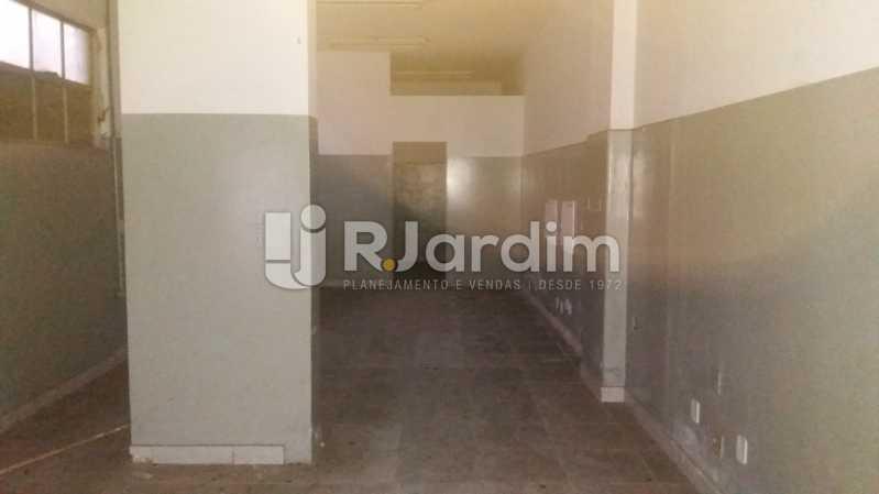 Salão 1º piso - Prédio PARA ALUGAR, Humaitá, Rio de Janeiro, RJ - LAPR00034 - 5