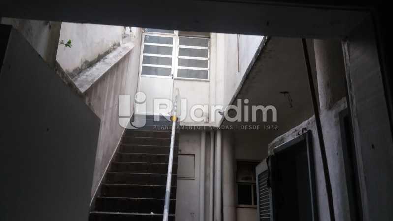 Acesso externo - Prédio PARA ALUGAR, Humaitá, Rio de Janeiro, RJ - LAPR00034 - 8