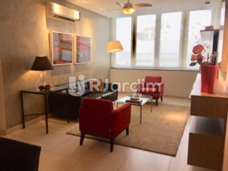 sala de estar - Apartamento À VENDA, Ipanema, Rio de Janeiro, RJ - LAAP31731 - 1
