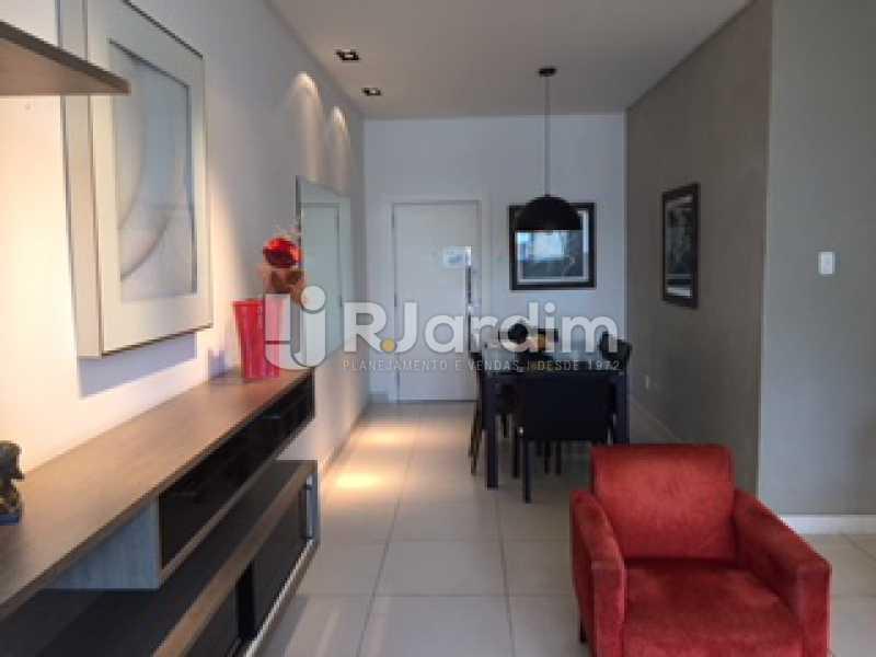 sala de estar - Apartamento 3 quartos à venda Ipanema, Zona Sul,Rio de Janeiro - R$ 1.900.000 - LAAP31731 - 3