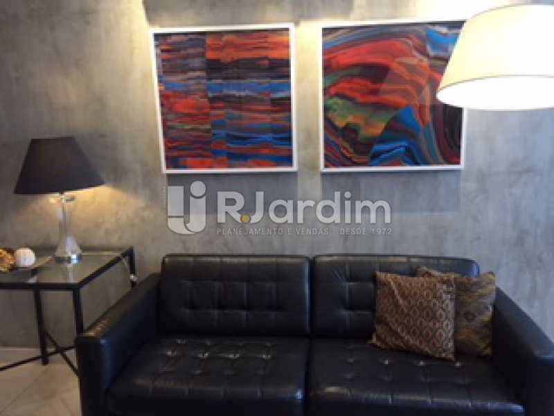 sala de estar - Apartamento À VENDA, Ipanema, Rio de Janeiro, RJ - LAAP31731 - 4