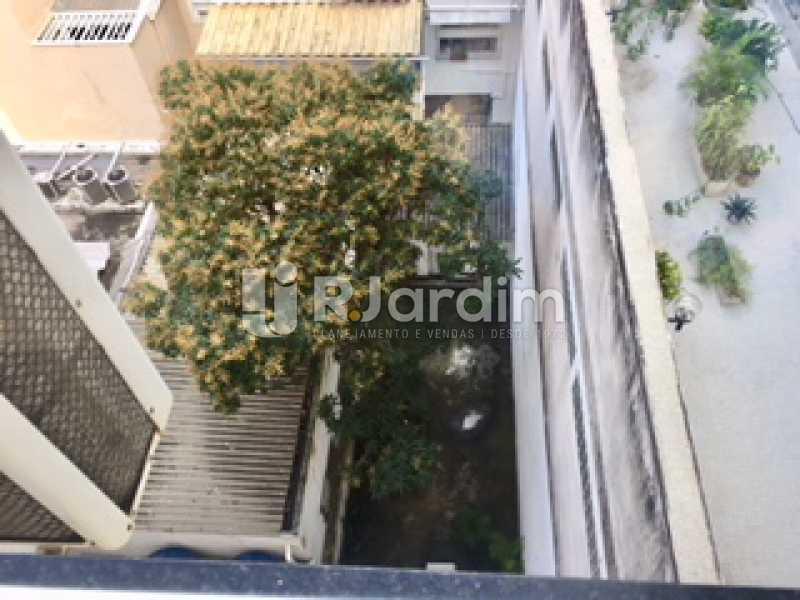 vista da janela da sala - Apartamento 3 quartos à venda Ipanema, Zona Sul,Rio de Janeiro - R$ 1.900.000 - LAAP31731 - 5