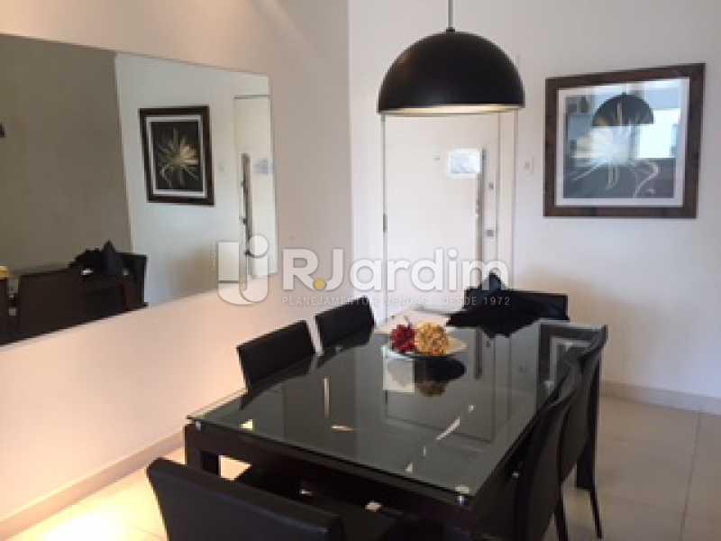 sala de jantar - Apartamento À VENDA, Ipanema, Rio de Janeiro, RJ - LAAP31731 - 6