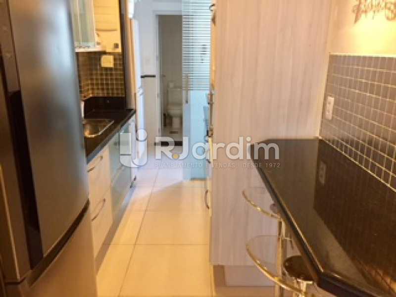 cozinha - Apartamento À VENDA, Ipanema, Rio de Janeiro, RJ - LAAP31731 - 7