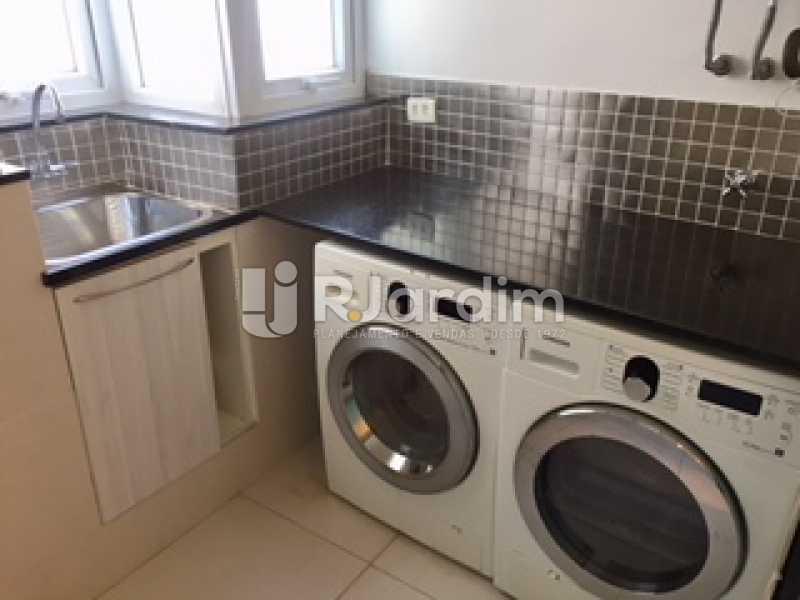 lavanderia - Apartamento 3 quartos à venda Ipanema, Zona Sul,Rio de Janeiro - R$ 1.900.000 - LAAP31731 - 8